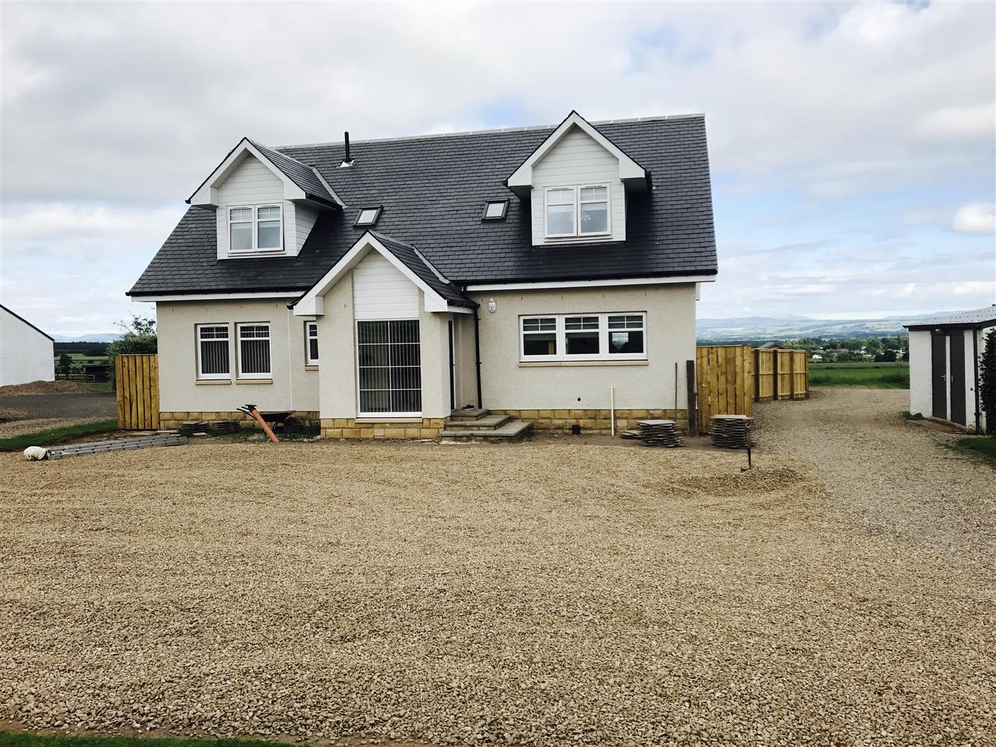 New House, Woodside Farm, Coupar Angus, Perthshire, PH13 9PN, UK